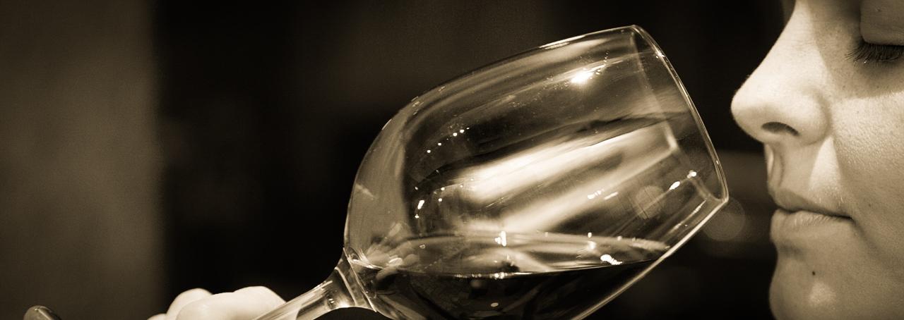 Despierta tus cinco sentidos, huele los genuinos aromas de nuestros vinos